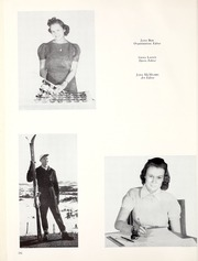 Page 8, 1940 Edition, University of Wyoming - WYO Yearbook (Laramie, WY) online yearbook collection