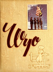 Page 1, 1941 Edition, University of Wyoming - WYO Yearbook (Laramie, WY) online yearbook collection