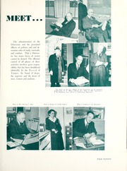 Page 15, 1942 Edition, University of Wyoming - WYO Yearbook (Laramie, WY) online yearbook collection