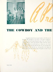 Page 8, 1942 Edition, University of Wyoming - WYO Yearbook (Laramie, WY) online yearbook collection