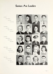 Page 15, 1943 Edition, University of Wyoming - WYO Yearbook (Laramie, WY) online yearbook collection