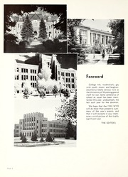 Page 8, 1943 Edition, University of Wyoming - WYO Yearbook (Laramie, WY) online yearbook collection