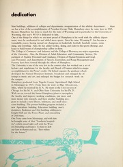 Page 9, 1950 Edition, University of Wyoming - WYO Yearbook (Laramie, WY) online yearbook collection
