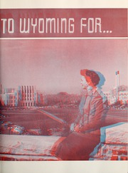 Page 7, 1954 Edition, University of Wyoming - WYO Yearbook (Laramie, WY) online yearbook collection