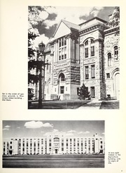 Page 11, 1957 Edition, University of Wyoming - WYO Yearbook (Laramie, WY) online yearbook collection
