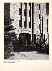 Page 16, 1957 Edition, University of Wyoming - WYO Yearbook (Laramie, WY) online yearbook collection