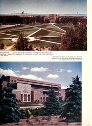 Page 9, 1957 Edition, University of Wyoming - WYO Yearbook (Laramie, WY) online yearbook collection