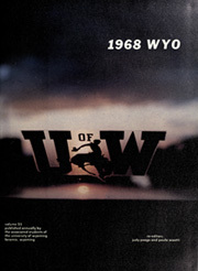 Page 5, 1968 Edition, University of Wyoming - WYO Yearbook (Laramie, WY) online yearbook collection