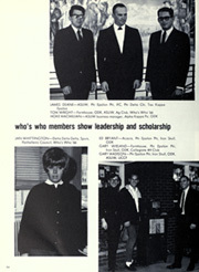 Page 60, 1968 Edition, University of Wyoming - WYO Yearbook (Laramie, WY) online yearbook collection