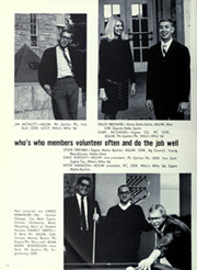 Page 62, 1968 Edition, University of Wyoming - WYO Yearbook (Laramie, WY) online yearbook collection