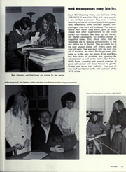 Page 67, 1968 Edition, University of Wyoming - WYO Yearbook (Laramie, WY) online yearbook collection