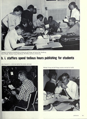 Page 71, 1968 Edition, University of Wyoming - WYO Yearbook (Laramie, WY) online yearbook collection