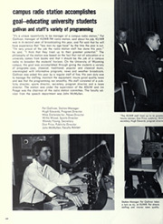 Page 74, 1968 Edition, University of Wyoming - WYO Yearbook (Laramie, WY) online yearbook collection
