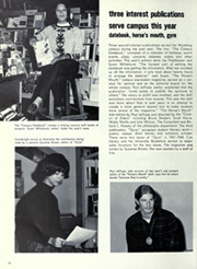 Page 76, 1968 Edition, University of Wyoming - WYO Yearbook (Laramie, WY) online yearbook collection