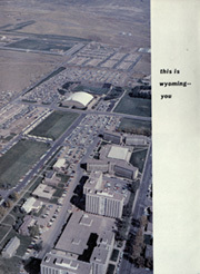 Page 8, 1968 Edition, University of Wyoming - WYO Yearbook (Laramie, WY) online yearbook collection
