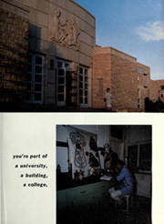 Page 9, 1968 Edition, University of Wyoming - WYO Yearbook (Laramie, WY) online yearbook collection