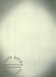 Page 2, 1970 Edition, University of Wyoming - WYO Yearbook (Laramie, WY) online yearbook collection