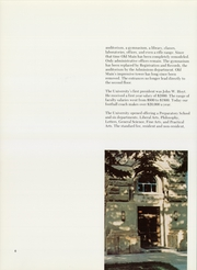 Page 10, 1973 Edition, University of Wyoming - WYO Yearbook (Laramie, WY) online yearbook collection