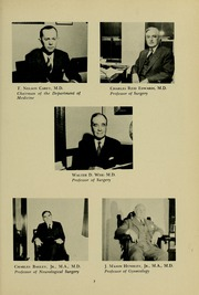 Page 11, 1949 Edition, University of Maryland School of Medicine - Terrae Mariae Medicus (Baltimore, MD) online yearbook collection