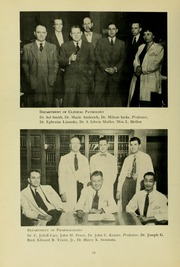Page 14, 1949 Edition, University of Maryland School of Medicine - Terrae Mariae Medicus (Baltimore, MD) online yearbook collection