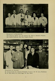 Page 15, 1949 Edition, University of Maryland School of Medicine - Terrae Mariae Medicus (Baltimore, MD) online yearbook collection