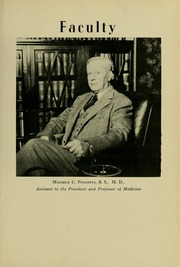 Page 9, 1949 Edition, University of Maryland School of Medicine - Terrae Mariae Medicus (Baltimore, MD) online yearbook collection