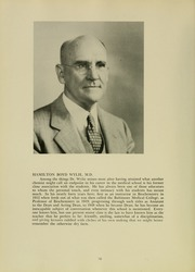 Page 14, 1951 Edition, University of Maryland School of Medicine - Terrae Mariae Medicus (Baltimore, MD) online yearbook collection