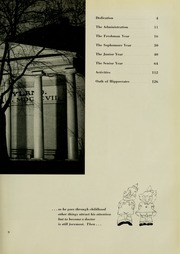 Page 13, 1953 Edition, University of Maryland School of Medicine - Terrae Mariae Medicus (Baltimore, MD) online yearbook collection