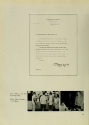 Page 16, 1953 Edition, University of Maryland School of Medicine - Terrae Mariae Medicus (Baltimore, MD) online yearbook collection