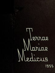 University of Maryland School of Medicine - Terrae Mariae Medicus (Baltimore, MD) online yearbook collection, 1955 Edition, Page 1