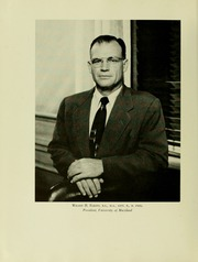 Page 10, 1957 Edition, University of Maryland School of Medicine - Terrae Mariae Medicus (Baltimore, MD) online yearbook collection