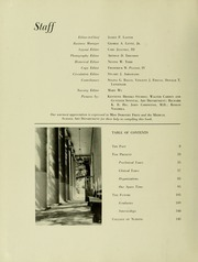 Page 8, 1957 Edition, University of Maryland School of Medicine - Terrae Mariae Medicus (Baltimore, MD) online yearbook collection