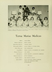 Page 172, 1958 Edition, University of Maryland School of Medicine - Terrae Mariae Medicus (Baltimore, MD) online yearbook collection