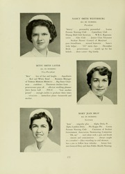Page 176, 1958 Edition, University of Maryland School of Medicine - Terrae Mariae Medicus (Baltimore, MD) online yearbook collection
