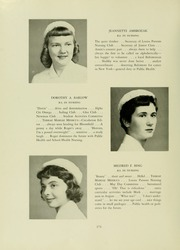 Page 178, 1958 Edition, University of Maryland School of Medicine - Terrae Mariae Medicus (Baltimore, MD) online yearbook collection