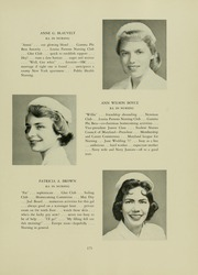 Page 179, 1958 Edition, University of Maryland School of Medicine - Terrae Mariae Medicus (Baltimore, MD) online yearbook collection