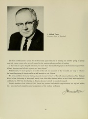 Page 14, 1961 Edition, University of Maryland School of Medicine - Terrae Mariae Medicus (Baltimore, MD) online yearbook collection