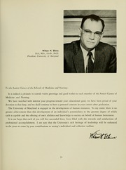 Page 15, 1961 Edition, University of Maryland School of Medicine - Terrae Mariae Medicus (Baltimore, MD) online yearbook collection