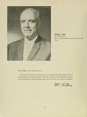 Page 16, 1961 Edition, University of Maryland School of Medicine - Terrae Mariae Medicus (Baltimore, MD) online yearbook collection