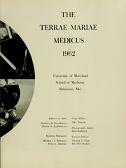 Page 7, 1962 Edition, University of Maryland School of Medicine - Terrae Mariae Medicus (Baltimore, MD) online yearbook collection