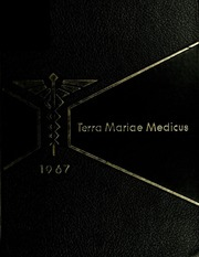 1967 Edition, University of Maryland School of Medicine - Terrae Mariae Medicus (Baltimore, MD)