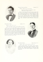 Page 16, 1913 Edition, Campbell University - Pine Burr Yearbook (Buies Creek, NC) online yearbook collection