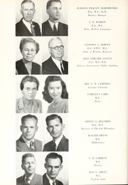 Page 12, 1946 Edition, Campbell University - Pine Burr Yearbook (Buies Creek, NC) online yearbook collection