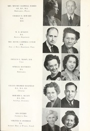 Page 13, 1946 Edition, Campbell University - Pine Burr Yearbook (Buies Creek, NC) online yearbook collection