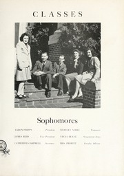 Page 17, 1946 Edition, Campbell University - Pine Burr Yearbook (Buies Creek, NC) online yearbook collection