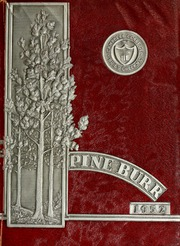 Campbell University - Pine Burr Yearbook (Buies Creek, NC) online yearbook collection, 1952 Edition, Page 1