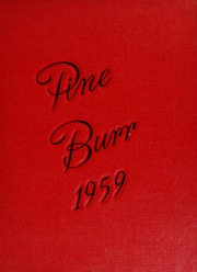 Page 1, 1959 Edition, Campbell University - Pine Burr Yearbook (Buies Creek, NC) online yearbook collection
