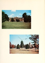 Page 11, 1959 Edition, Campbell University - Pine Burr Yearbook (Buies Creek, NC) online yearbook collection