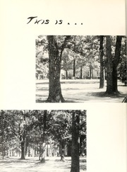 Page 12, 1959 Edition, Campbell University - Pine Burr Yearbook (Buies Creek, NC) online yearbook collection