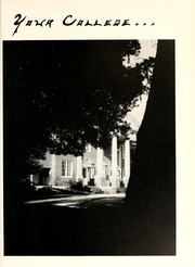 Page 13, 1959 Edition, Campbell University - Pine Burr Yearbook (Buies Creek, NC) online yearbook collection